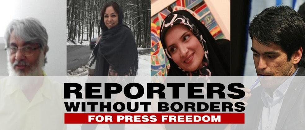 Two-journalists-ailed-run-up-to-Iranian