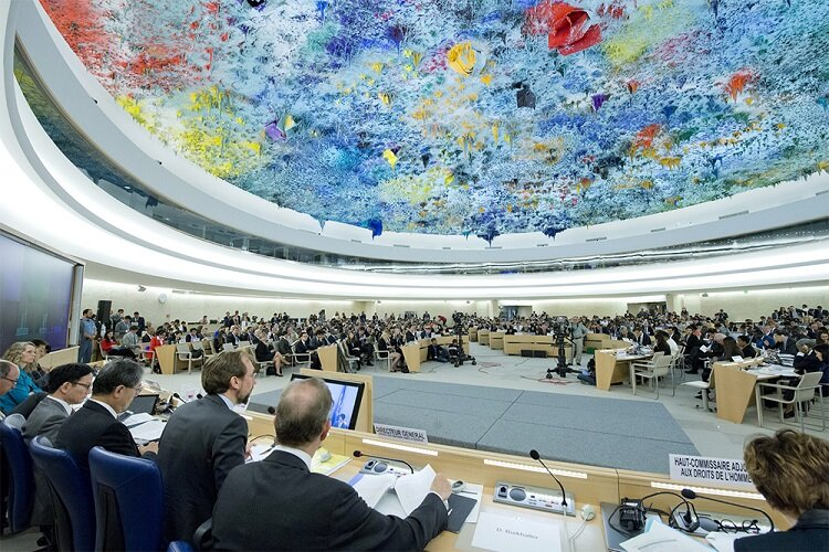 the thirty-fifth session of the Human Rights Council