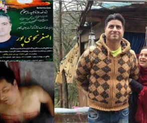 Iran: family of young murdered athlete banned of holding funeral ceremony
