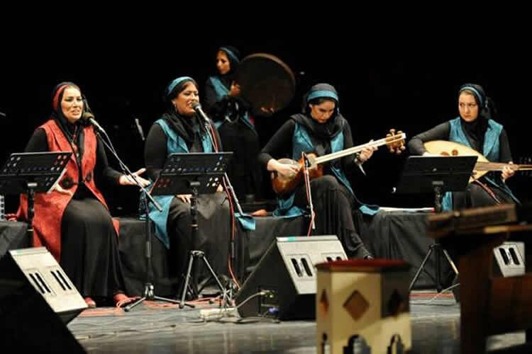 Iran: Women's concert banned in almost all Iranian provinces