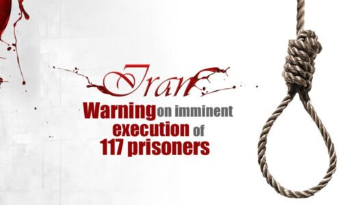 117 prisoners are going to be hanged