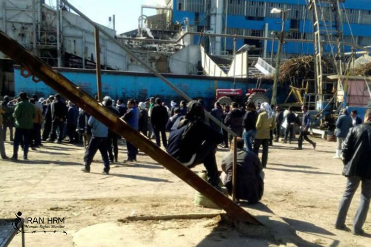 Iran: Haft Tapeh Sugar Cane Company workers were summoned to Justice Department