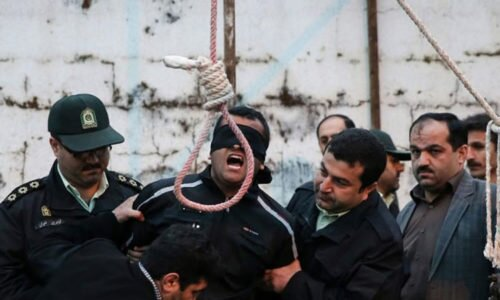 Iran's Chink In The Armor: Human Rights Sanctions