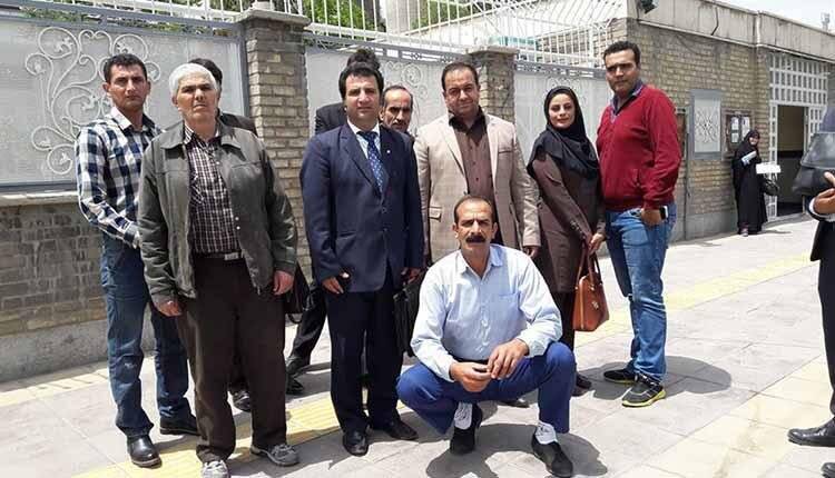 Iran Protests Detainees