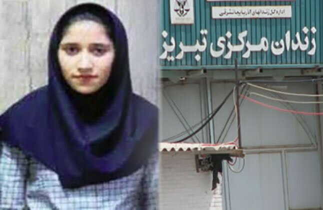 Iran-Woman-prisoner-goes-on-hunger-strike