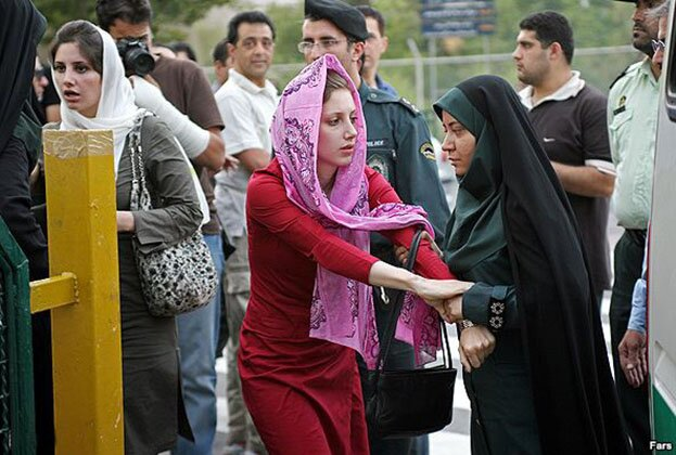 Iran-Women-modelling-business-arrested-Qazvin