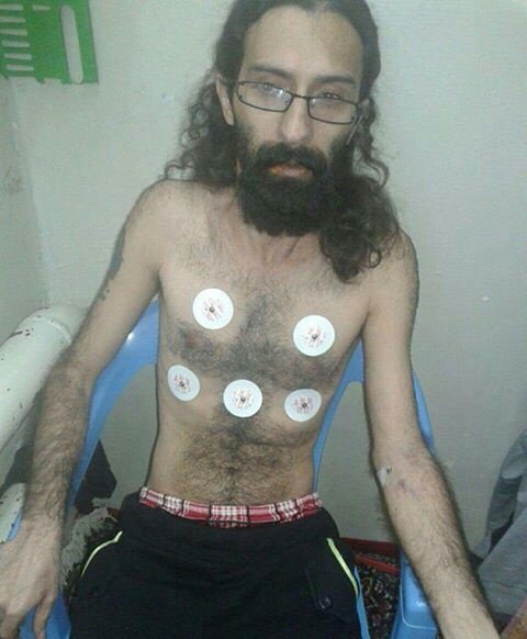 Political-prisoner-Saied-Shirzad
