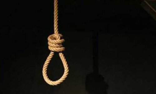 Prisoner hanged in Iran