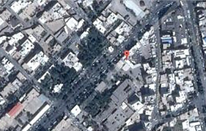 Iran A report on Damghan prison situation