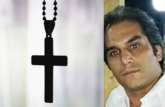Iran-Hadi Asgari-Christian-convert