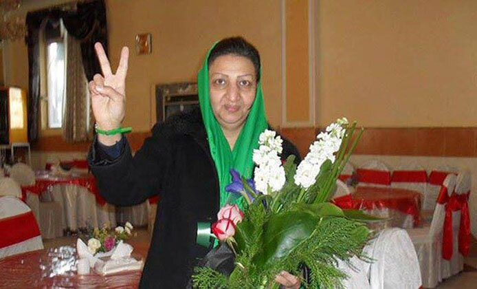 Iran-Political-prisoners-call-for-unconditional-release-of-Shahnaz Akmali