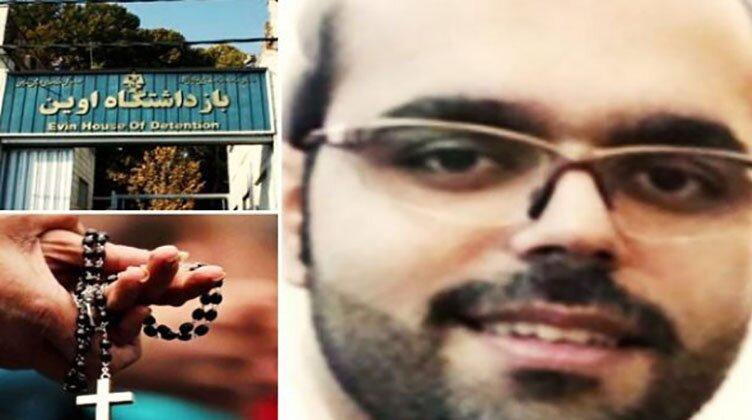 amin-naderafshari-hunger strike in prison