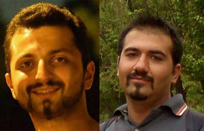 Ali Shariati and Soheil Arabi