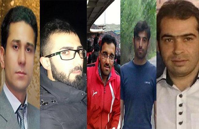 Five Turk activists