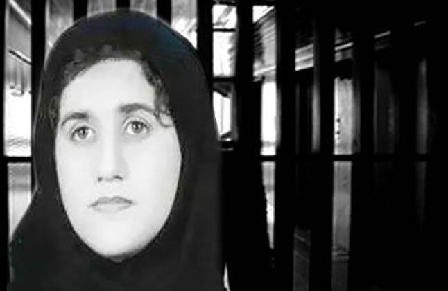 Kurdish student activist Afsaneh Bayazdi