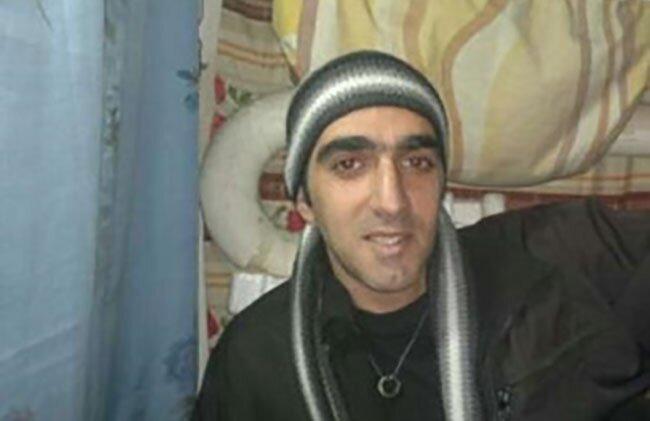 Political prisoner Shahram Purmansouri