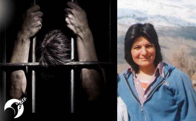 zeinabjallalian-2prisoner tabriz prison