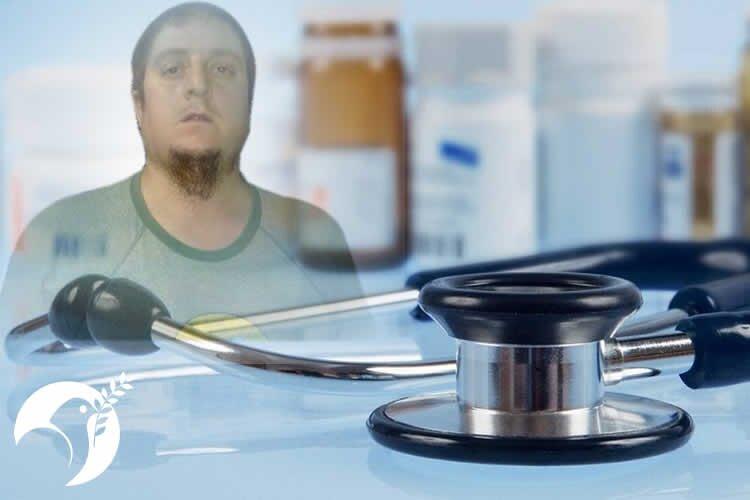 Sunni political prisoner denied from medical care