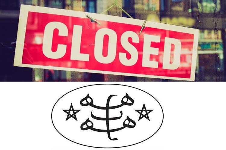 94 Baha'i businesses shut down