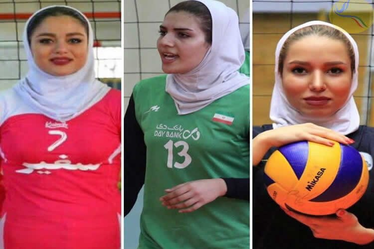 Volleyball champions deprived from athletic activities