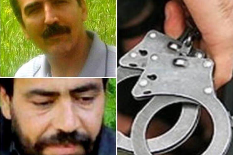 Political prisoner Hossein Daneshmand