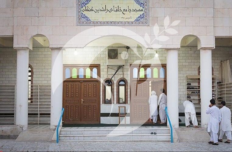 Sunni mosque sealed