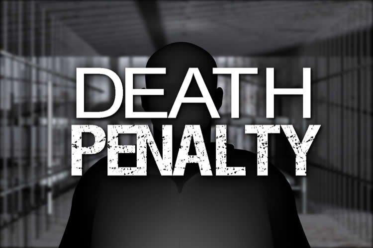 prisoners sentenced to death
