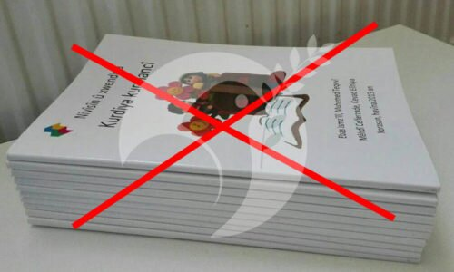 The ban on the Handbook in Kurdish language