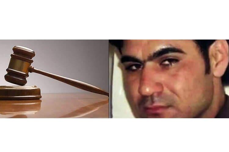 Kurd Political prisoner Behzad Mahmoudnejad