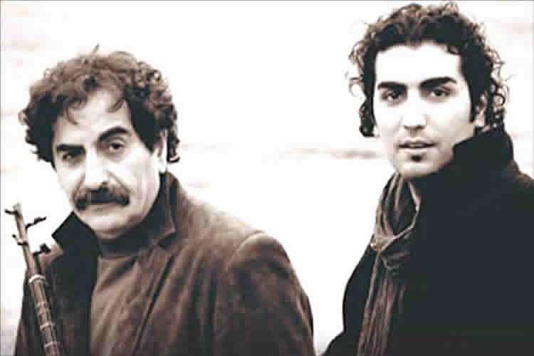Shahram Nazeri and Hafez Nazeri