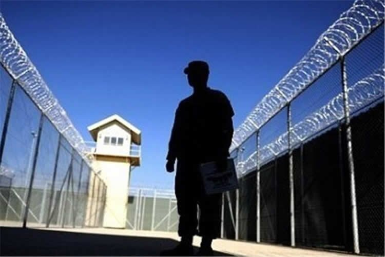 Baluch prisoner