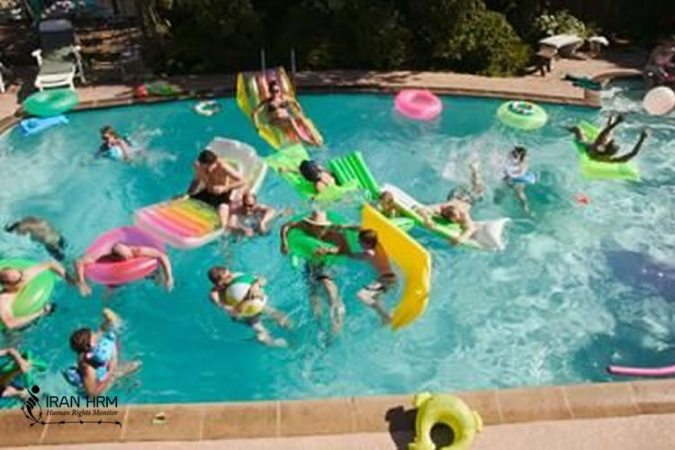 Iran: More than 60 partygoers arrested in Isfahan pool party