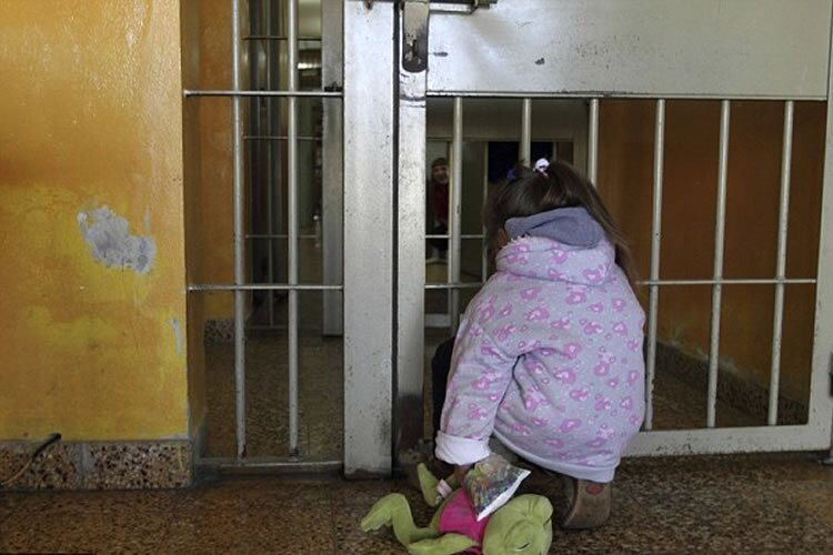 Children in prison