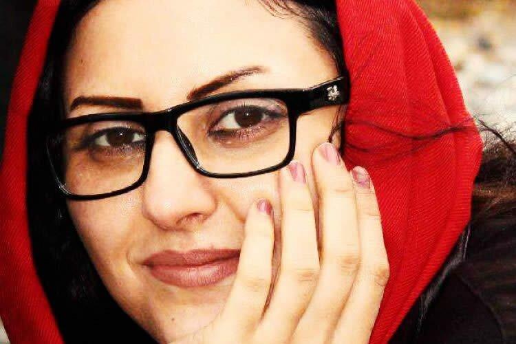 political prisoner Golrokh Ebrahimi