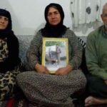Parents of political prisoner