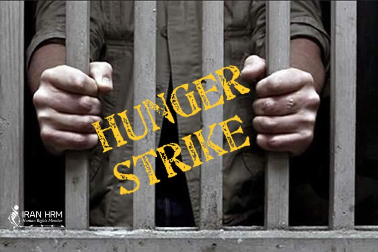 political prisoner goes on hunger strike