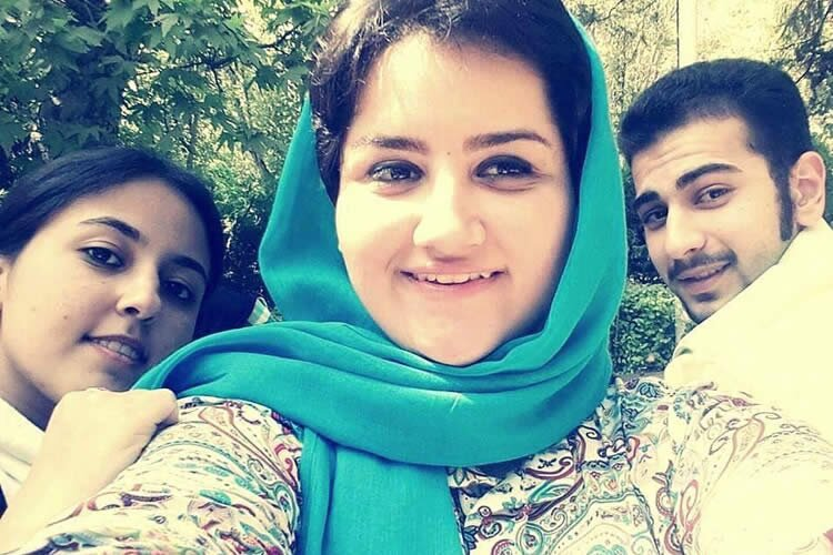 three young Baha'is