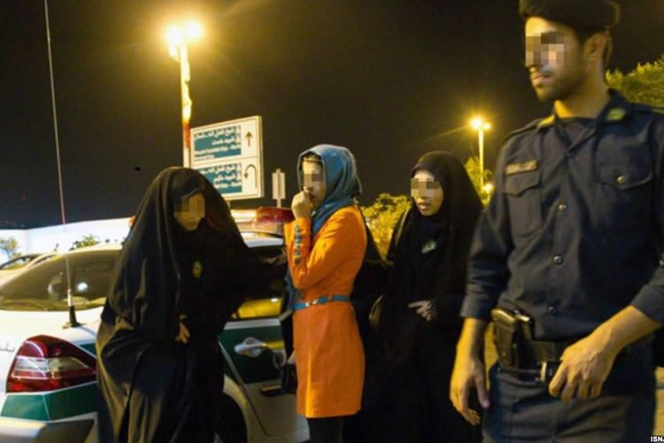 mandatory hijab