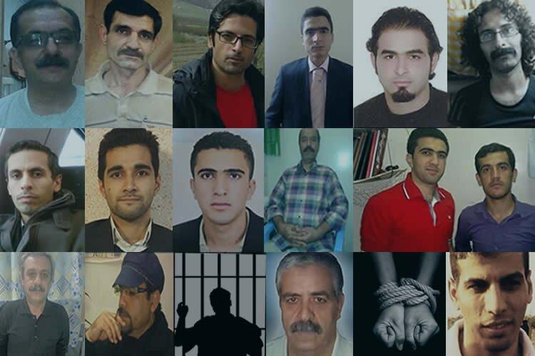 political prisoners refuse meal