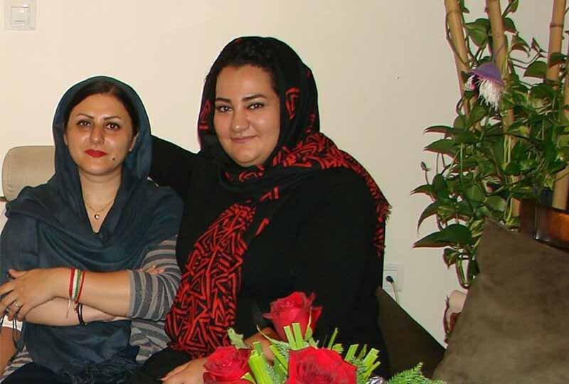 Golrokh Iraee & Atena Daemi