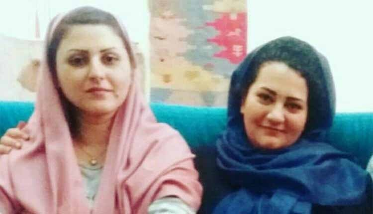 Golrokh Iraee And Atena Daemi