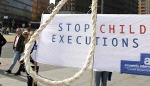 juvenile executions