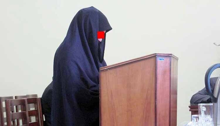woman sentenced to death