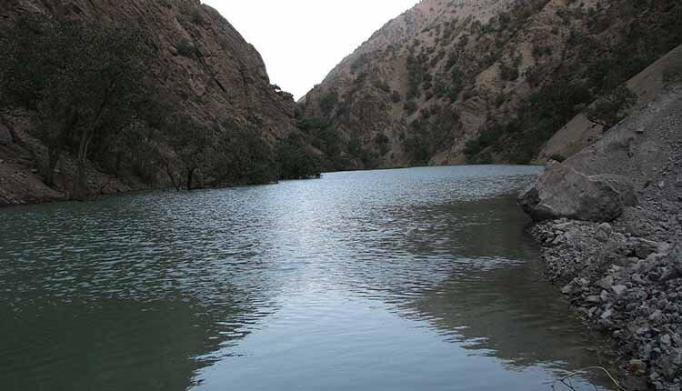 Lorestan river