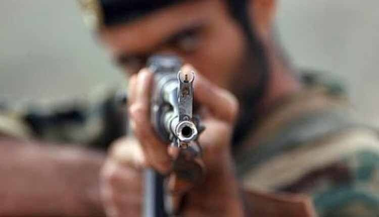 security forces open fire