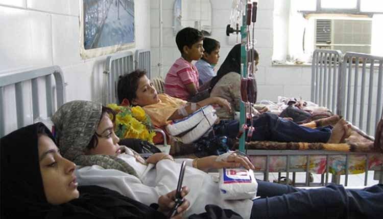 Iran thalassemia patients
