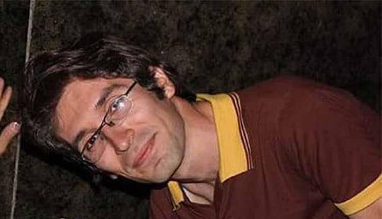 Iranian political prisoner Arash Sadeghi