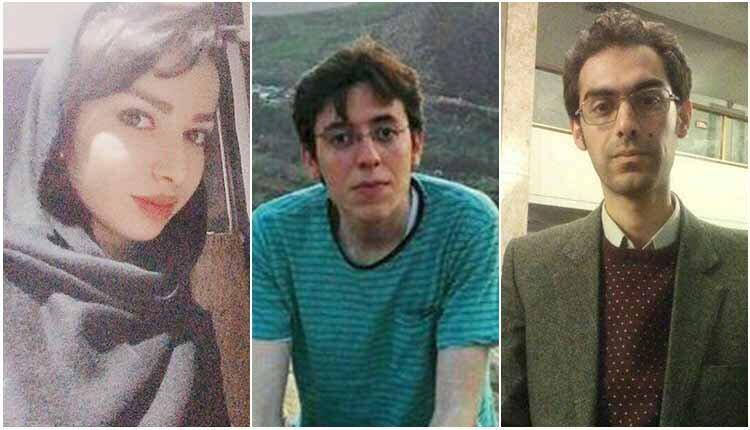 Iran student activists
