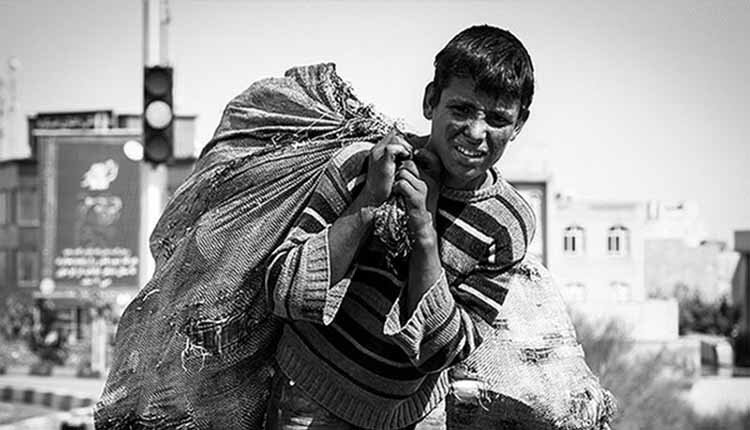 Iran child labor