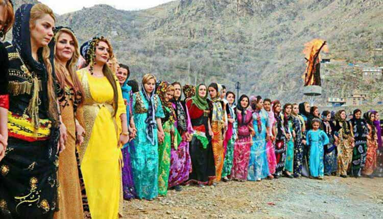 iran officials ban kurdish clothes and language in public places
